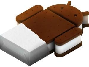 Galaxy SII és az Ice Cream Sandwich